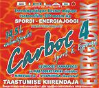 Carboc 4 - Isotooniline spordi-energiajook