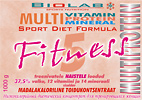 Fitness 5 - Dieetkonsentraat treenivatele naistele