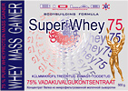 Super Whey 75 valgutoode